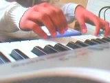 Aqua Timez Bleach Sen no yoru koete Memories of nobody piano