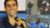 Ashish Nehra On scolding MS Dhoni In 2005