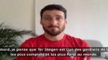 """Bilbao - Aduriz : """"Ter Stegen, sans doute l'un des meilleurs au monde"""""""