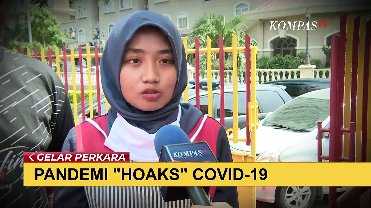 Pandemi Hoaks Covid-19