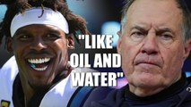 Scott Pioli on Bill Belichick and Cam Newton: seems like oil and water