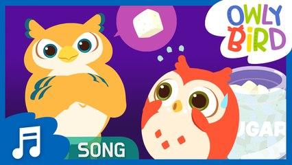 Johny Johny Yes Papa | The BEST Song for Children | Nursery Rhymes  | OwlyBird | Kids Songs