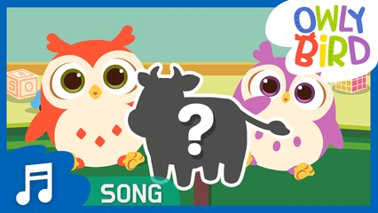 Animal Sounds Song | The Best Animal Sounds Song | Nursery Rhymes | OwlyBird | Songs for Kids