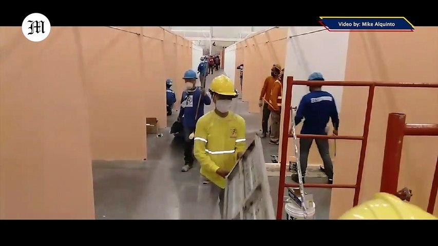 Covid-19 Quarantine Centers