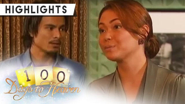 Bart tries to negotiate with Sophia | 100 Days To Heaven