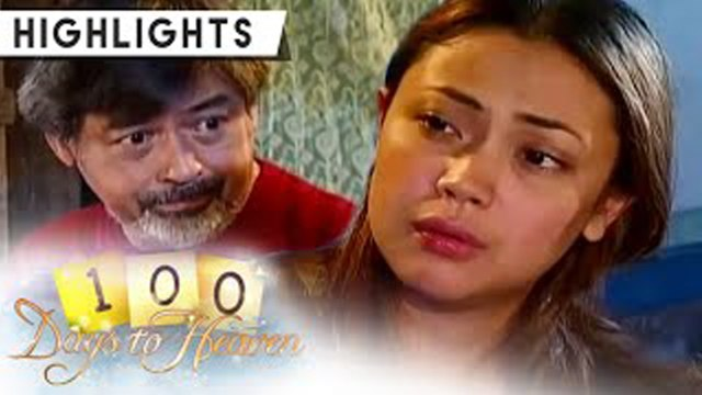 Sophia is still bothered by Roel and Jojo's situation | 100 Days To Heaven