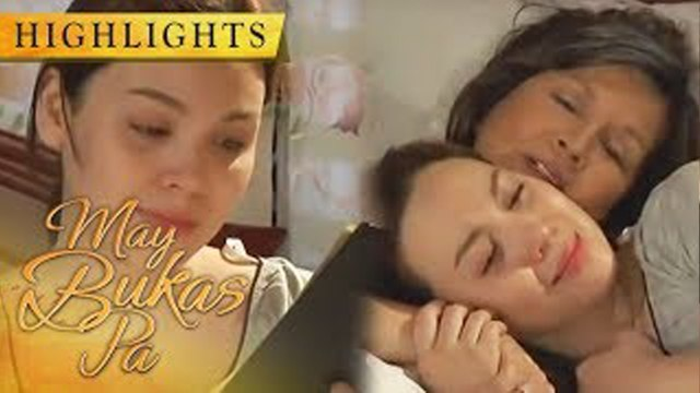Julia reads her mother's diary | May Bukas Pa