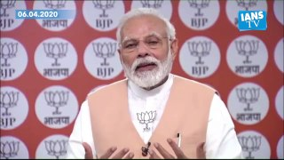 PM Modi stresses once more on social distancing to contain Covid-19