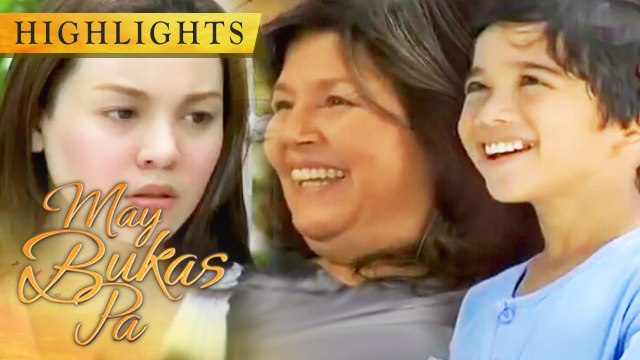 Santino meets Julia and Lola Esmeralda | May Bukas Pa