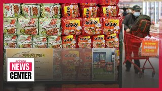 Exports of instant noodles up 41% amid COVID-19 outbreak