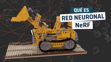 ¿Qué es NeRF?
