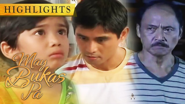 Santino tries to convince Jojo to forgive his father | May Bukas Pa