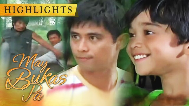 Jojo saves Santino from Tilde's men | May Bukas Pa