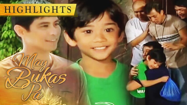 Santino returns to the monastery with Jojo's help | May Bukas Pa