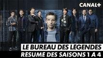 Le Bureau des Légendes saison 5  - Résumé des saisons 1 à 4