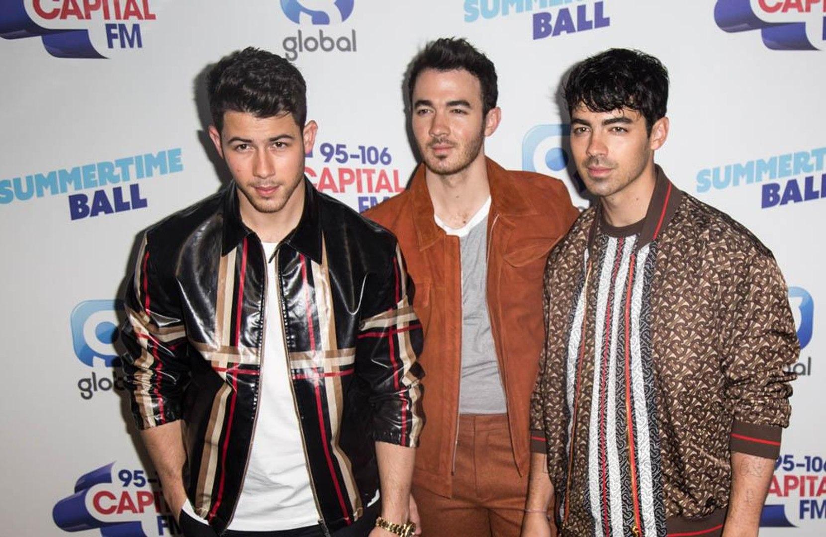 Jonas Brothers' skincare routine