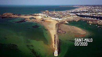 Confinement Saint-Malo 03/2020