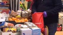 Empresas de hostelería donan y reparten alimentos a colectivos vulnerables