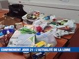 À la une : Geste de solidarité des gendarmes de la Loire / Cri d'alarme d'un agriculteur ligérien / Des mesures pour protéger les animaux -  Le JT - TL7, Télévision loire 7