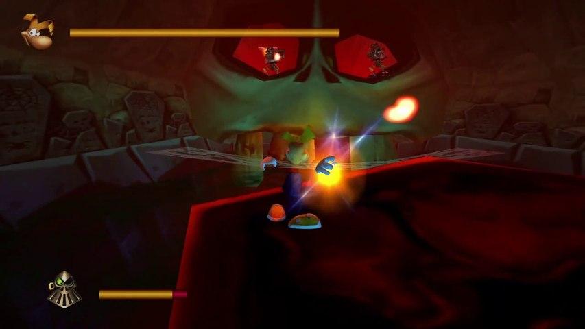 MortaLet's Play - Rayman 2 The Great Escape (PC) [Partie 19 : Le Tombeau des Anciens]