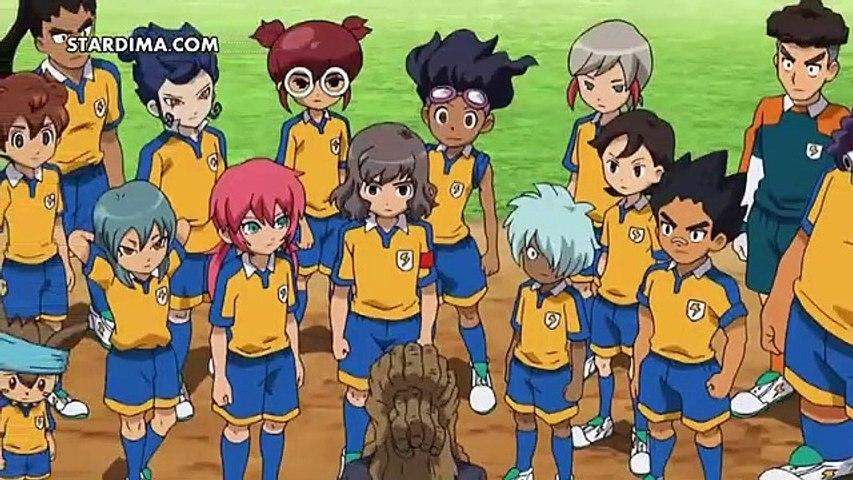 ابطال الكرة الفرسان الحلقة 29 dailymotion