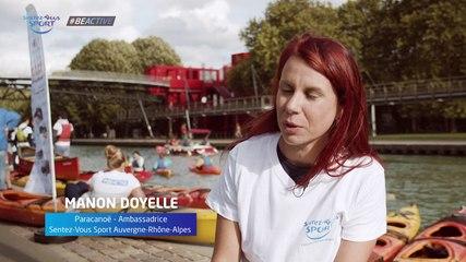 Retrouvez le Village Sentez-Vous Sport 2019 !