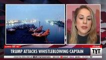 Trump Mocks Fired Navy Captain