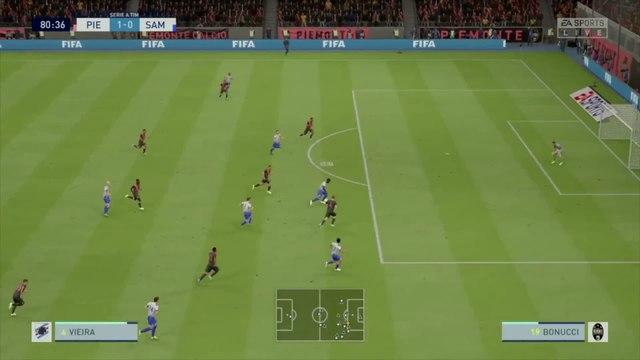 Juventus Turin - UC Sampdoria : notre simulation FIFA 20 (Serie A - 36e journée)