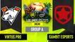 Dota2 - Virtus.pro vs. Gambit Esports - Game 2 - Group A - EUCIS - ESL One Los Angeles
