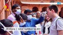 Coronavirus in India: 23 fresh cases in Maharashtra