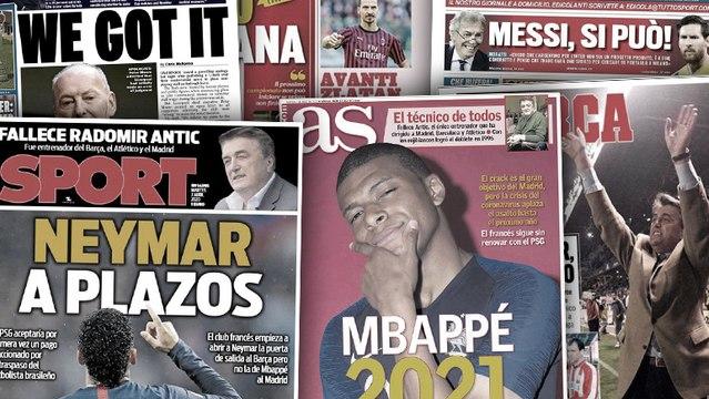 La rumeur Messi à l'Inter fait grand bruit en Italie, nouveau rebondissement pour l'avenir de Zlatan Ibrahimovic