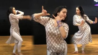 Sara Ali Khan shares special message for fans with her classical dance;Watch video | FilmiBeat