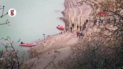Munzur Nehri'nin aktığı Uzunçayır baraj gölünde bir ceset bulundu