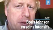 Coronavirus : Boris Johnson admis en soins intensifs, l'inquiétude monte