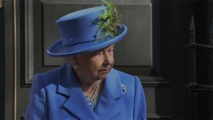 Queen Elizabeth Speak About COVID-19 Pandemic in Rare Televised Address