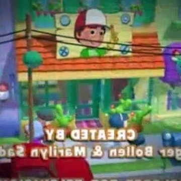 Handy Manny Season 2 Episode 9 Ups And Downs Bloomin Tools