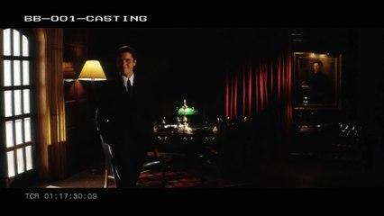 The Dark Knight Trilogie : casting