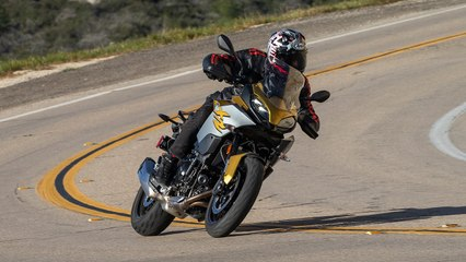 2020 BMW F900XR Review First Ride