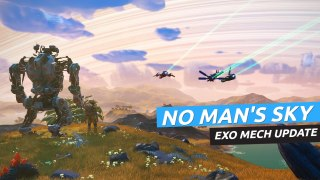 No Man's Sky - Exo Mech