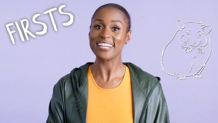 Issa Rae Shares Her First On-Screen Kiss, Crush & More