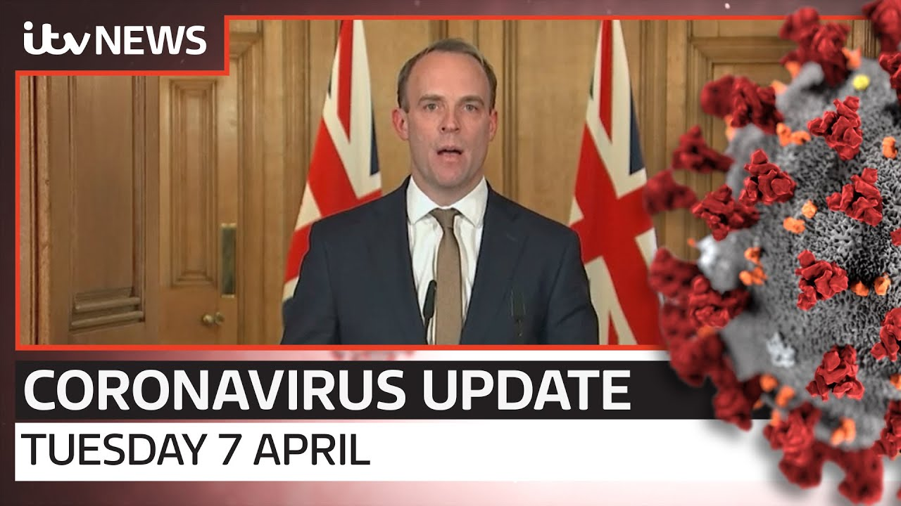 Coronavirus update Tuesday, 7 April | ITV News