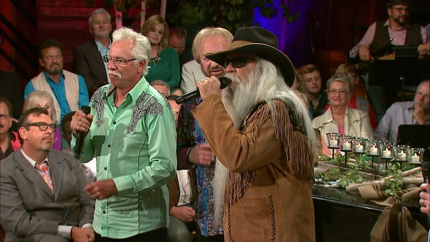The Oak Ridge Boys - Nothing Between Us (But Love Anymore)