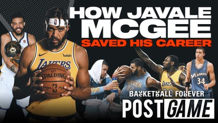 POST GAME | How Javale McGee Saved His Career