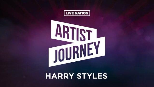 Artist Journey: Harry Styles