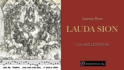 Coro MILLENNIUM - LAUDA SION