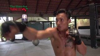 MMA Monster Tan vs Wing Chun Master Pierre Flores