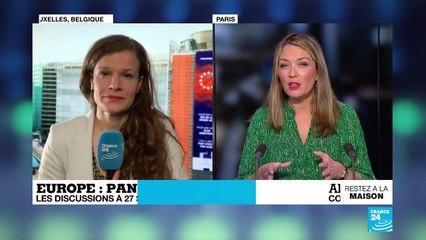 Pandémie de Covid-19 : Les discussions à 27 sur le plan de relance en Europe s'enlise