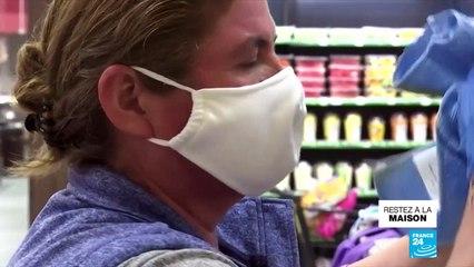 Coronavirus : Triste record aux États-Unis, qui enregistrent près de 2 000 morts en une journée