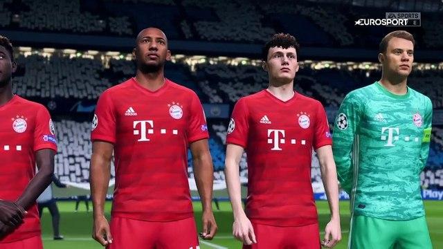 On a simulé la fin de la C1 : Manchester City et le Bayern se neutralisent