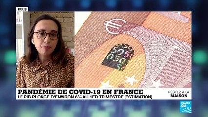 Coronavirus : La France entre officiellement en récession